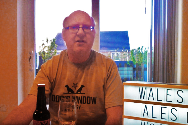 Video review by Wales ales & craft beer